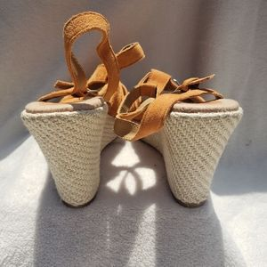 boc Shoes - Born Concept BOC open toe wedges size 7